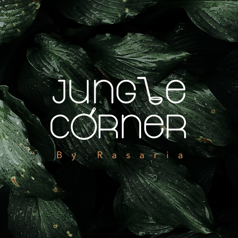jungle_corner_logo_design